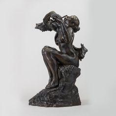 Camille Claudel : la Joueuse de flûte