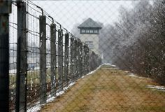 Dachau, Germany....i knew it would be difficult to visit, but i wasn't prepared to feel phyically ill while here....it is a haunting experience!