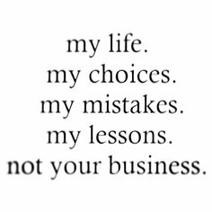 Get a life! Leave me alone!  It's not all about you it's never been about you!! I could care less about you!  If you have everything you want then just shut up and grow up! You are so caught up in my business I'm glad you enjoy stalking me!