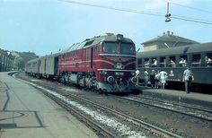 Budapest, Déli pályaudvar Rail Train, Diesel Locomotive, Commercial Vehicle, Hungary, Budapest, Vehicles, Pictures, Image, Trains