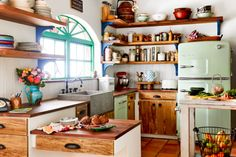 "ldellfood-design: "" tropical kitchen, south florida. via desire to inspire. """