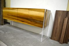 need it custom: Wood Sideboard Storage TV Stand Media Console. by BlackRabbitPDX,