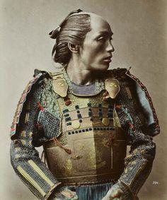 Vintage Photographs Of Japanese samurai warriors