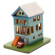 San Francisco Clay Home ~Blue