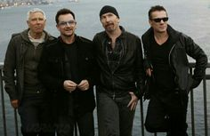 #U2 #U2360Tour U2 Band, Paul Hewson, Achtung Baby, Irish Rock, Bono U2, Larry Mullen Jr, Adam Clayton, U 2, Funny Captions