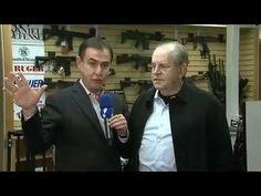 Campanha do Desarmamento - Como funciona as lojas de armas nos Estados U...