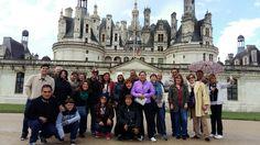 Fotografía: Guía Vanessa Fraile - Grupo Abril 2016 - Chambord Louvre, Travel, Group Photos, Trips, Viajes, Traveling, Louvre Doors, Outdoor Travel, Tourism