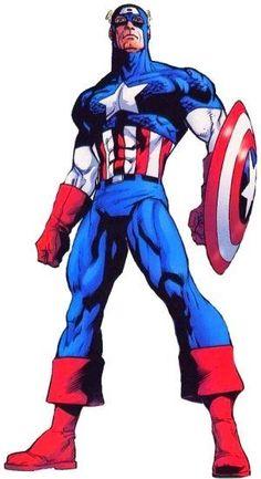 Captain America #biblioteques_UVEG