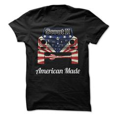 Scout II American Made T Shirts, Hoodie. Shopping Online Now ==►…