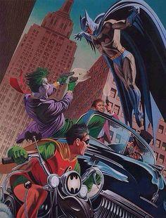 Batman by David Michael Beck