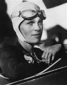 US reportedly to search again for Amelia Earhart's plane (click picture to read article)