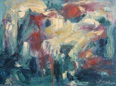 Artwork >> Lyuba Zahova >> Cosmos mood I