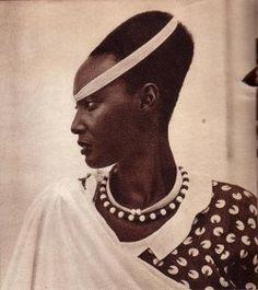 Emma Bakayishonga King Musinga's daughter Rwanda