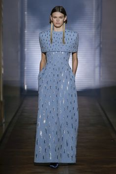 Givenchy Spring 2018 Couture Fashion Show Collection