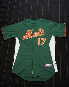 1f905da89 Mets to wear green jerseys on St. - The Mets Police