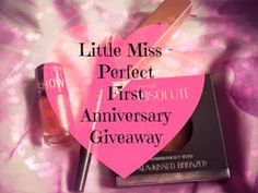 Join in LittleMissPerfect Worldwide Giveaway and win MAC, LAKME, and Maybelline beauty Products.