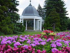Niagara Botanical Gardens, Niagara Falls, Ontario, Canada