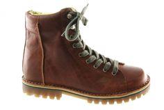 #Grünbein #shoes #boots LOUIS F2 braun Trecking-Sohle