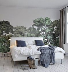 Decor Inspiration: Rooms with Murals | Apartment Therapy