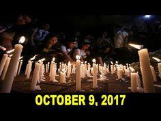 OCTOBER 9, 2017! NAGBABAGANG MGA BALITA NGAYON! PANOORIN! Birthday Candles, Philippines, October, Concert, Movie Posters, Film Poster, Concerts, Billboard, Film Posters