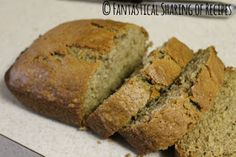 Fantastical Sharing of Recipes...and more!: Zucchini Bread