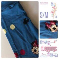 ShopTheRoe | Weekend shopping! $3 shipping - LuLaRoe Collection for Disney Kids Leggings S/M