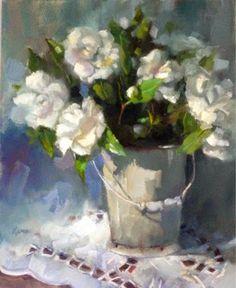 KAREN'S CANVAS: Camellias