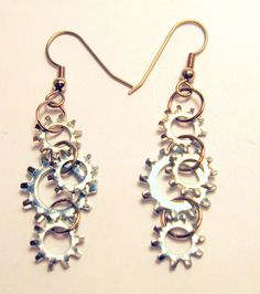 Washer Earrings | Flickr - Photo Sharing!