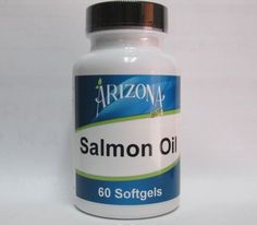 Salmon Oil - 60 Softgels Salmon Oil provides the body with Essential Fatty acids. Fatty acids are crucial for proper body growth and development. Fatty acids are also occasionally referred to as Vitamin F or polyunsaturates.