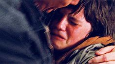 GIF of Josh in Bridge to Terabithia (one of my favorites, and also one of the most heart wrenching movies/books ever)