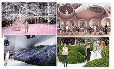 Paris Fashion Week: Dior's most extraordinary show sets | Vogue Paris