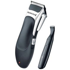 Remington Hc366 Stylist Hair Clipper ($35) ❤ liked on Polyvore featuring beauty products, haircare, hair styling tools and remington
