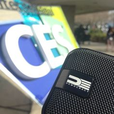 DEMOCRACY debuts at the #CES2014 International Consumer Electronics Show in Las Vegas, Nevada  DEMOCRACY - Music, Freedom, & Happiness!  The World's First Revolving Wireless Bluetooth Portable Speaker System — at #CES2014 .