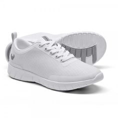 Suecos Alma Shoes    The Suecos Alma shoes feature a removable insole with pressure distribution and ventilation ports. The outsole is both ultra-light and anti-slip as well as providing excellent shock absorption. The upper shoe fabric features a breathable mesh which moulds to the foot allowing it to keep dry.   £44.99 #medicalshoes #nurseshoes #dentistshoes #shoes #whiteshoes