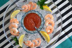 Shrimp cocktails #madmen #60s