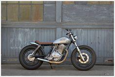 1980 Suzuki GN400 - HolidayCustoms - Pipeburn - Purveyors of Classic Motorcycles, Cafe Racers & Custom motorbikes