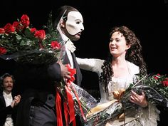 New Phantom Stars Norm Lewis & Sierra Boggess Make History! See Photos of the Starry Celebration