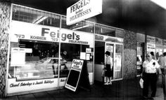 Feigels, Yeoville, circa 1968 Johannesburg City, Cement, South Africa, Cities, Street, Classic, City, Roads, Classical Music
