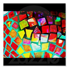Poster-Misc/Abstract-Mosaics 19
