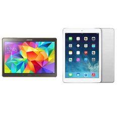 Apple iPad Air vs Samsung Galaxy Tab S 10.5: Head to Head Comparison