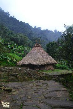 Casa del Mamo, Ciudad Perdida #Lostcitytrek #Nature #Travellers #Adventures #Welovetravel #Cultures