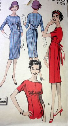 Butterick 8805; Sz 12/Bust 32  I really need this pattern.