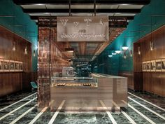FLORENCE –Daniela Colli's chic café is on track inside an art deco railway station http://www.frameweb.com/news/daniela-colli-s-chic-cafe-is-on-track-inside-an-art-deco-railway-station