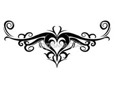 Tattoos Idea S Cool Piercing Tramp Stamps Heart Tatoos Body