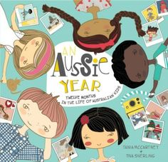 From review: Through the eyes of five children- each with a different cultural background- it takes you on an Australian journey through each month of the year, highlighting the melting-pot culture, lifestyle, traditions and celebrations of Australia.