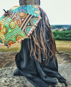 Stunning pic from the beautiful @lisbeth.mueller with one of our Sari Parasols ॐ www.ohmboho.com ॐ