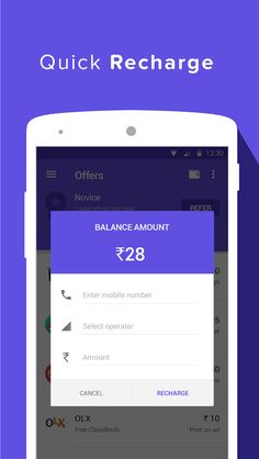 Grappr - Free Mobile Recharge – Mobile app by Grappr