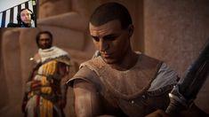 Assasins creed origins Gameplay 1!