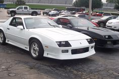 92 camaro | WTB: 92 Camaro Z28 25th anv. T-Tops & 350TPI - Third Generation F-Body ...