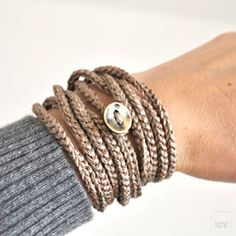 Hey, I found this really awesome Etsy listing at http://www.etsy.com/listing/115130697/crochet-bracelet-and-necklace-in-one